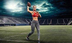 Throw Like Callie Bundy: The Internet Fitness Star Talks Sports, Tech, and Trolling