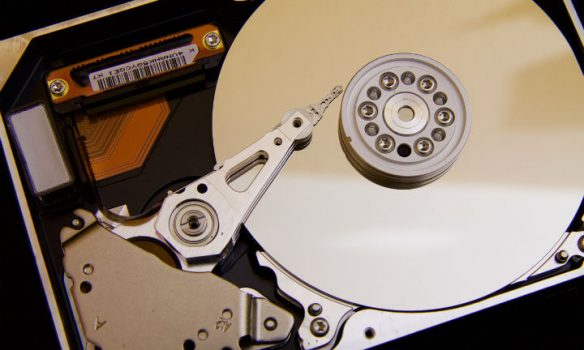 The Incredible Shrinking Hard Drive