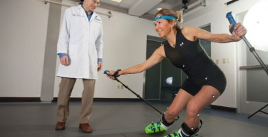 Biomotion Lab Provides a Closer Look at the Healing Process