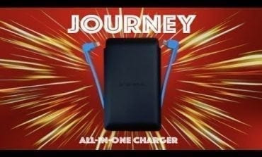 Keep Your Phone Charged with the Journey All-in-One Charger