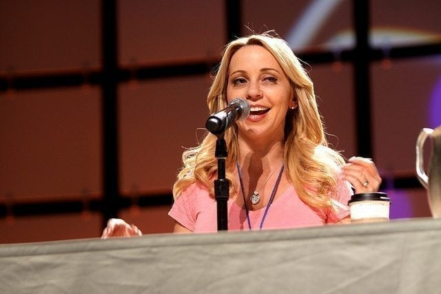 listen to our exclusive interview with voice actress tara strong