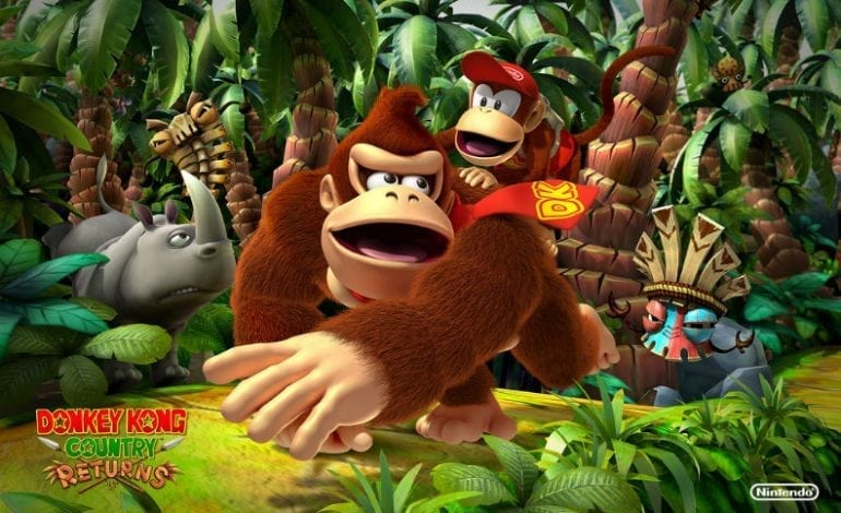 """Video Game Composer Grant Kirkhope On The Notorious """"DK Rap"""""""