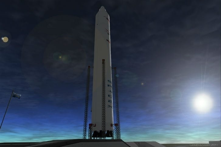 Elon Musk Update: Big Falcon Rocket to the Red Planet