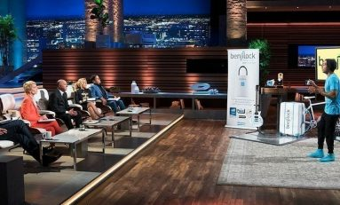 Shark Tank Contestant, CEO of Benjilock, Describes 'Operation Gym Locker'