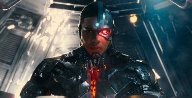 Justice League's Ray Fisher On His Transformation into Cyborg