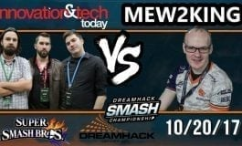 Watch Us Take On Pro-Level Smash Player Mew2King