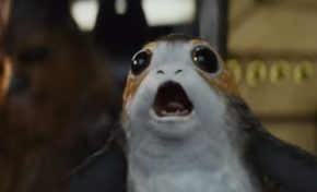 Last Jedi Director Jokingly Lashes Out At Porgs