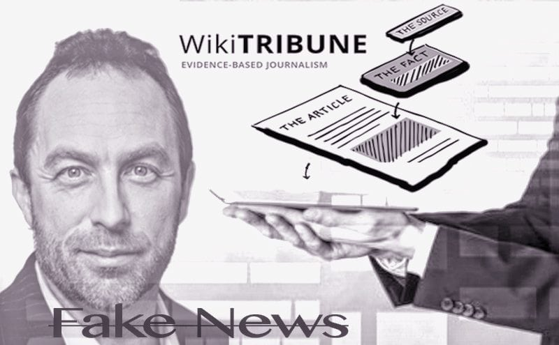 No Rest for the Wiki: Jimmy Wales' War on Fake News