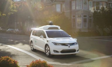 Waymo is the First to Put (Actual) Driverless Cars On the Road