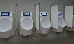 Finally, A Smart Urinal That Advertises To You In The Restroom