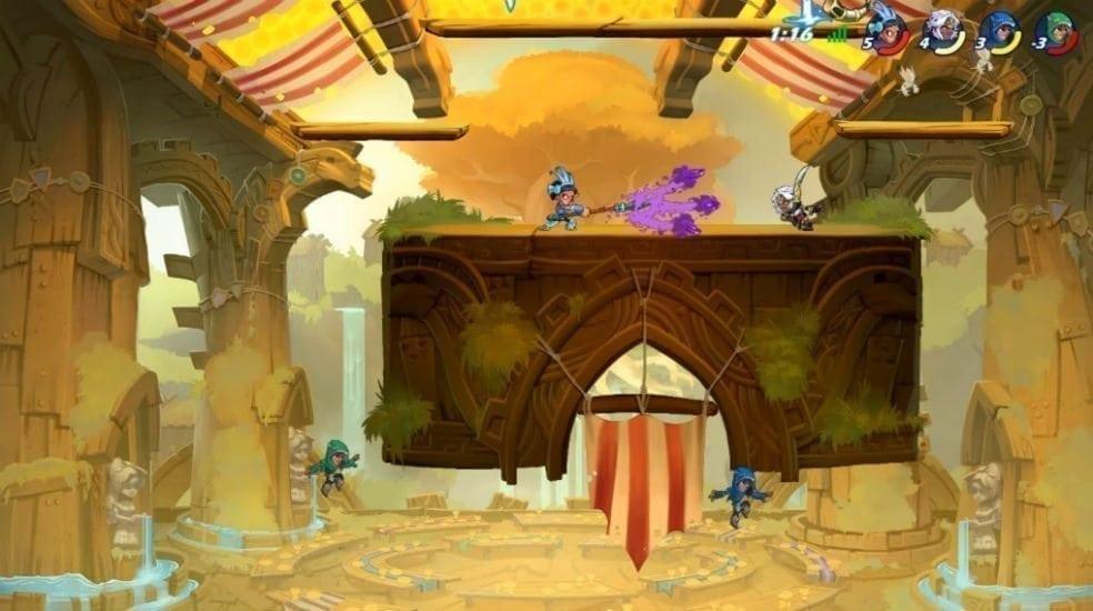 InnoTech Arcade: Brawlhalla