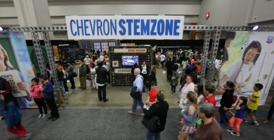 Chevron Helping to Build New STEM Pipeline