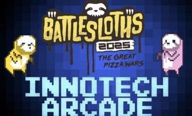 InnoTech Arcade: Battlesloths 2025