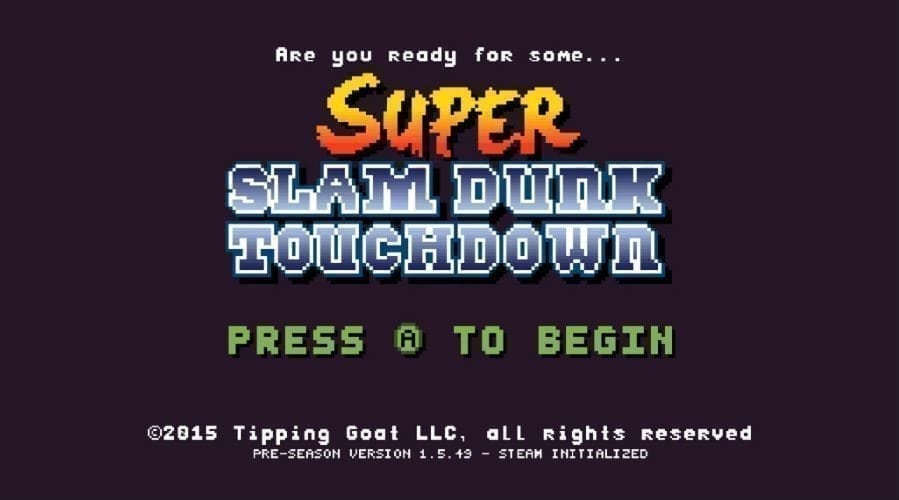 InnoTech Arcade -Super Slam Dunk Touchdown