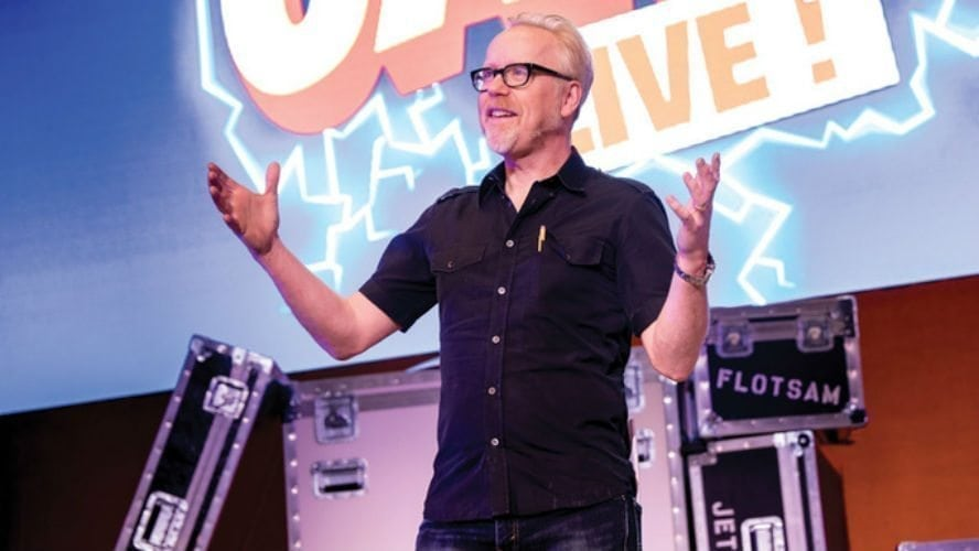 The Current State Of Scientific >> Adam Savage Airs His Thoughts On The Current State Of Science Education