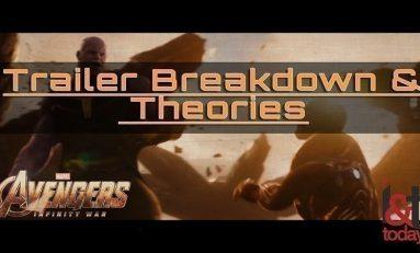 Avengers: Infinity War Trailer Breakdown and Theories