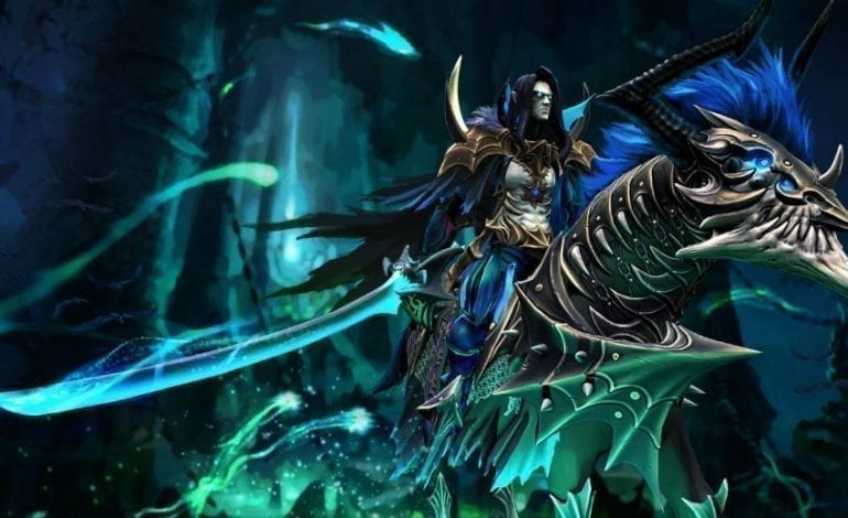 Overview of Skin Sets for Abaddon, Lord of Avernus