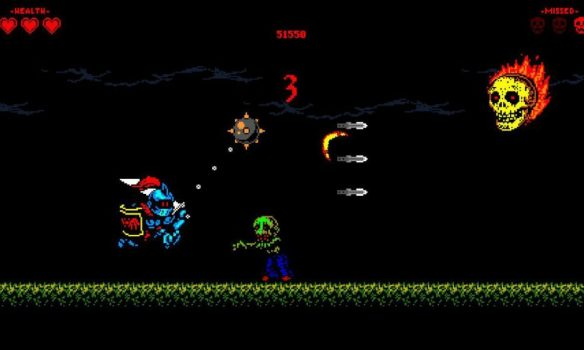 Knight Terrors: The Perfect Horror Arcade Adventure