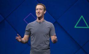 """Mark Zuckerberg Named """"Misinformer of the Year"""""""