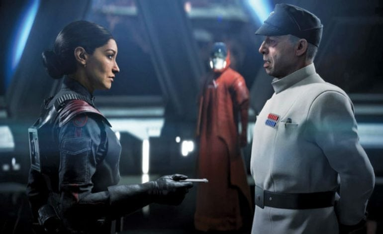 Star Wars Battlefront II's  Janina Gavankar  Enjoys The Dark Side