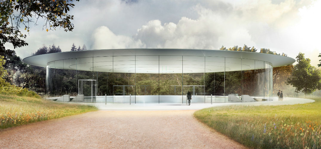Three Employees Walk into Glass, Injure Themselves at New Apple HQ