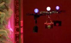 Dolce & Gabbana's Airborne Models