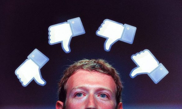 Opinion: Does Facebook just suck?