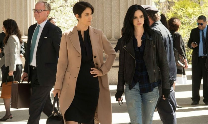 Brian Michael Bendis Talks Jessica Jones and Adaptations
