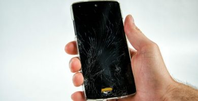 The Stages Of Grief After Cracking Your Phone Screen