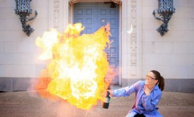 Explosive Science at USASEF with Kate Biberdorf