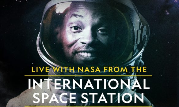 Will Smith Hosts First Ever Instagram Live from Space