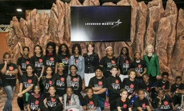 Lockheed Martin Is Locked On STEM At This Year's USASEF