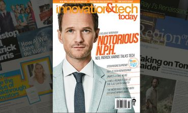 Spring Issue Featuring Neil Patrick Harris Hits Newsstands!