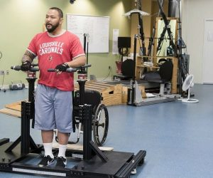 Taking Strides Toward Healing Spinal Cord Injuries
