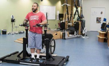 Taking Strides Toward Healing Spinal Cord Injuries