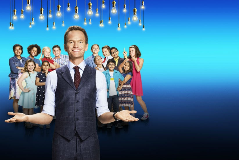 Neil Patrick Harris on the Inspiration Behind His Book Series