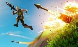 Thanos Uses Reality Stone to Enter the Fortnite Universe