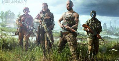 """Battlefield 5: There Were Women in World War II, """"Accept It"""""""