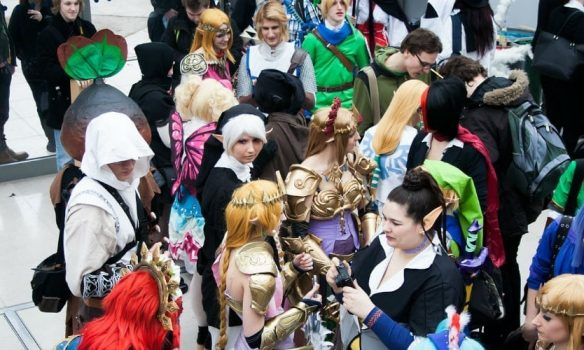 Stars, Superheroes, and Science at Denver Comic Con 2018