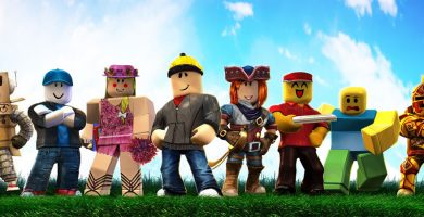 Roblox Brings Coding (and Jurassic Park) to the Classroom