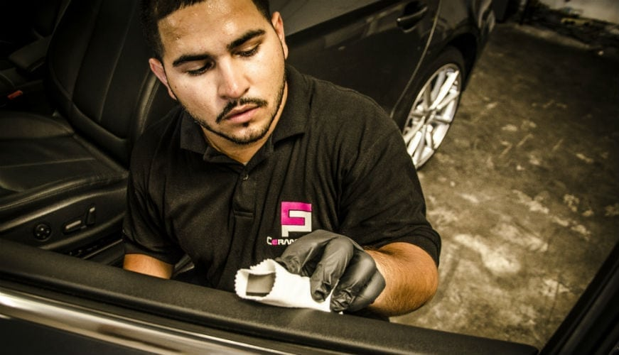 How Nanotechnology Will Make Car Waxing Obsolete