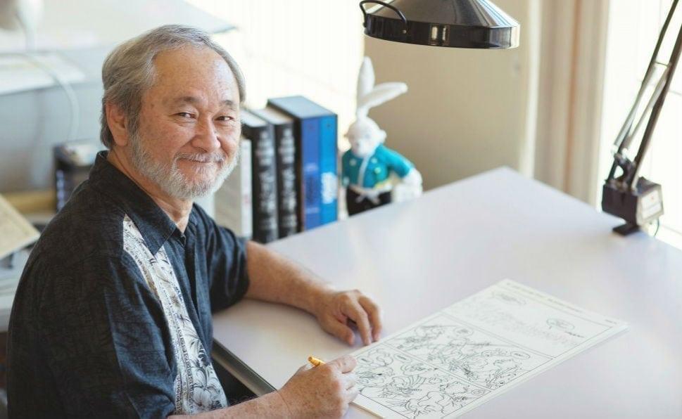 Comic Creator Stan Sakai on the Inspiration for Usagi Yojimbo