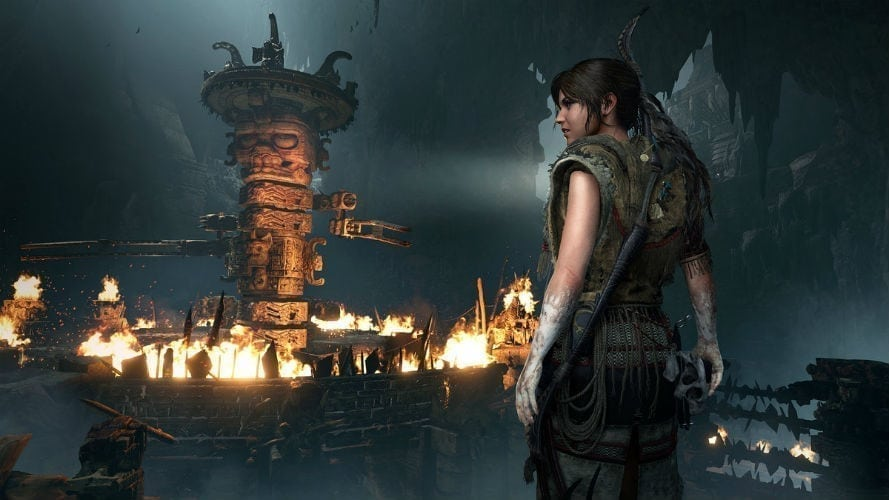 Shadow of the Tomb Raider's Narrative Director Jason Dozois Talks the Talk