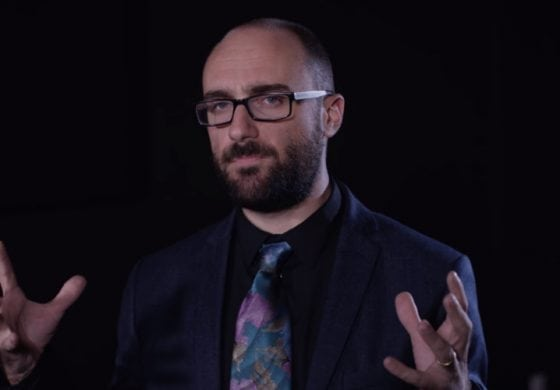Vsauce Founder Michael Stevens Talks The Concept of Infinity