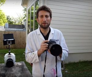 """The Slow Mo Guys"" Host Gavin Free On The Show's Evolving Experiments"