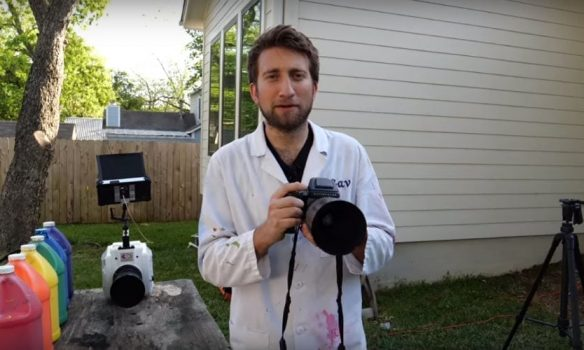 """""""The Slow Mo Guys"""" Host Gavin Free On The Show's Evolving Experiments"""