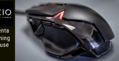 Azio's Aventa Gaming Mouse Review: Great for First-Person Shooters