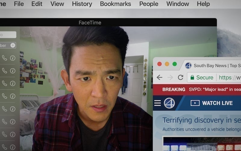 Searching Movie Review: Computer Screens Can Be Entertaining