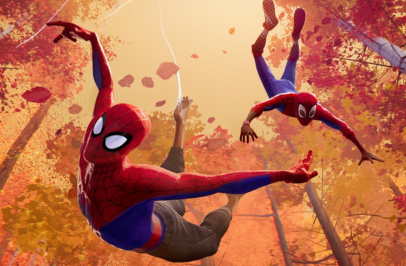 Spider-Man: Into the Spider-Verse Review: A Web-Slinging Work of Art