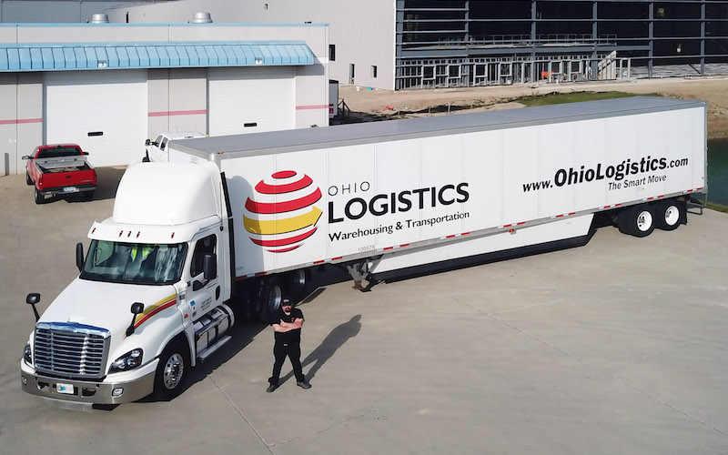 Mastering Logistics: The Business of Helping Others Grow Their Businesses